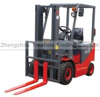 Sell CPD15/CPD20 Electric Forklift Trucks-Zhengzhou Treasure Trading Co., Ltd