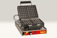 Commercial use Professional Cast Iron Belgian Waffle Makers / Irons-WABE of Belgium inc