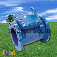 Water meter-shanxi solid industrial co., ltd.