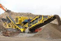 Sell Mobile Crushing System-Shenyang Stream Flourishing Commercial Co., LTD