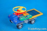 Sell  Solar car electronic kit w-218-CHENGHAI SHANTOU TEACHER WANG TOYS FACTORY