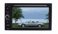 6.2inch 2din universal fxed panel Indash CAR DVD with GPS-Miracle(Guangzhou)Electronics Co.ltd