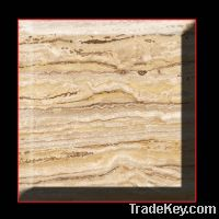 Sell Corrugated honey-colored Travertine-F&A Investment