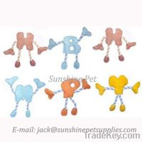 Environmental loofah pet toys-Hangzhou Sunshine Pet Supplies Co., Ltd