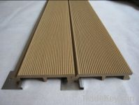 Sell Exterior Wood Plastic Composite Wall Cladding/panels Part 88