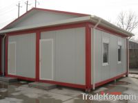 Sell modular house-TRI-GOLDEN MECHANICAL CO., LTD.