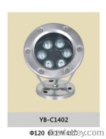 Sell LED Stainless Steel Underwater Light-Raysen Lighting Co., Ltd