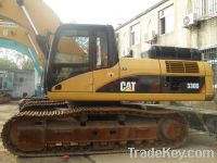 Sell Used CAT330D Excavator-yisu industrial machinery co.,ltd