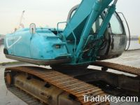 Sell Used Kobelco SK200-7 Excavator-yisu industrial machinery co.,ltd