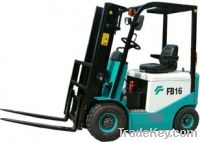 Sell Feeler FB20AC electic Forklift truck-yisu industrial machinery co.,ltd