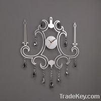 Sell Stainless steel clock-Sesame Decor Co., Ltd.
