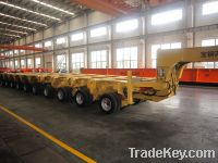 Sell Goose neck multi-axle transporter-SUZHOU DAFANG SPECIAL VEHICLE Co., ltd
