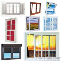 Nice Pvc Windows And Doors With High Quality And Durable Design