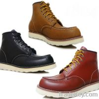 Red Wing Shoes Recalls Steel Toe Work Boots Due to Impact Hazard