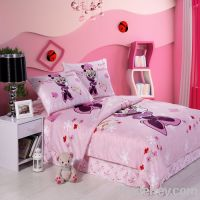 Sell Kids Bed Sheet Hello Kitty Designs - Suppliers Of Kids Bed ...