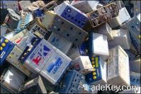 Sell battery scrap-honda cheuk ltd