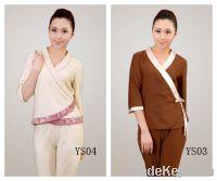China spa uniforms manufacturers china spa uniforms for Spa uniform china