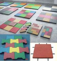 Sell Rubber Tile-Jingyuan Group Co., Limited