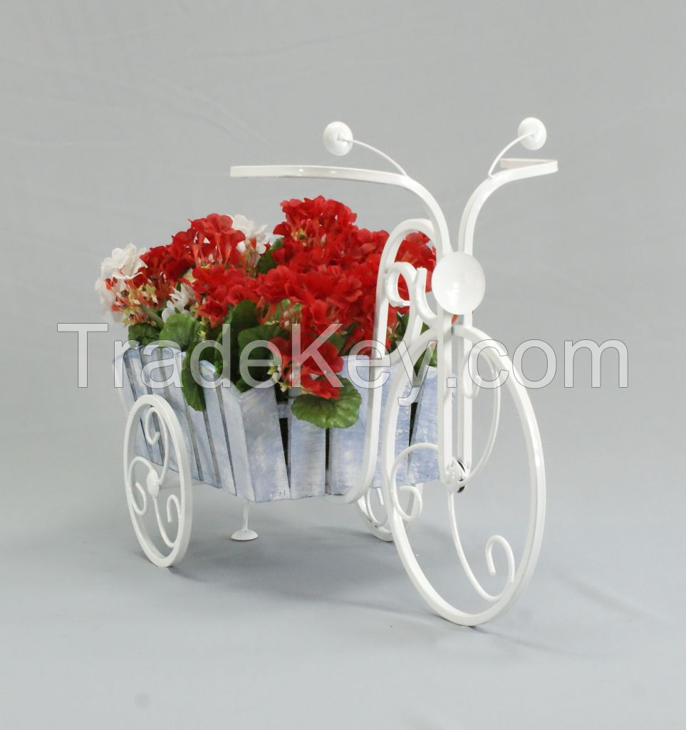 Handmade bicycle-flower stand 30 Eur