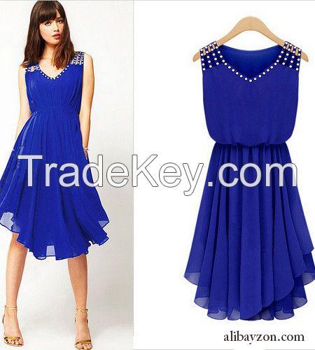 ALIBAYZON Women Dress