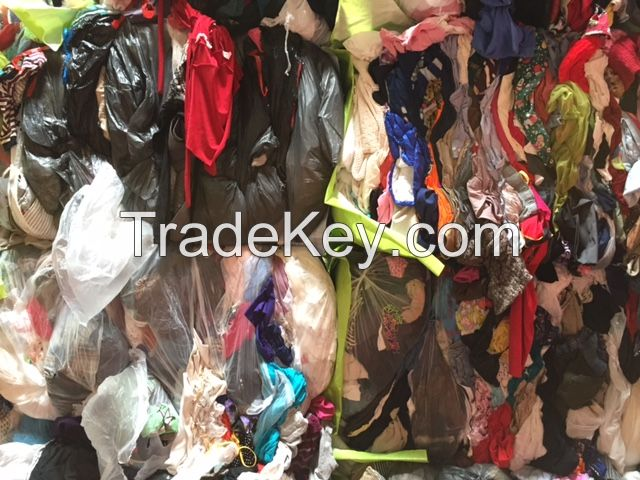 Mix Credential Used Clothing