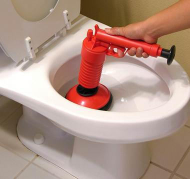 Air Power Toilet Drain Cleaner Unclogger By Shanghai Limin