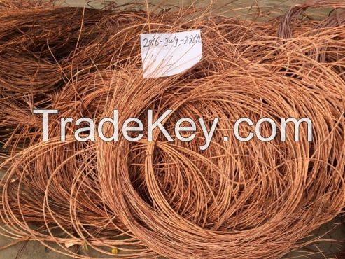 copper scrap wire