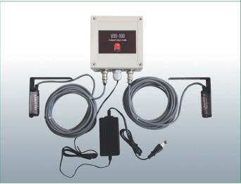 VDS-100 magnetic car detection sensor