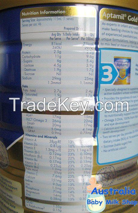 Australia Karicare Milk Powder Stage 1 Stage 2 Stage 3 Stage 4 Infant Formula