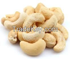 Raw Cashew Nuts in Shell Origin Burkina Faso