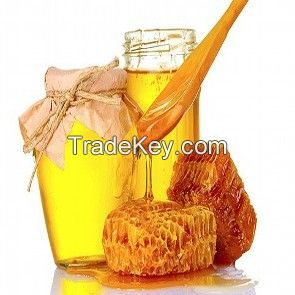Natural bee honey 100% Ukrainian origin