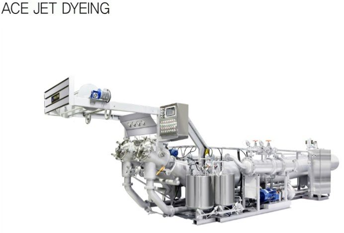 Ace Jumbo Dyeing Machine [Acemc]