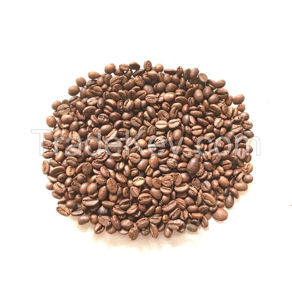 roasted robusta coffee