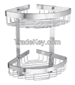 aluminum wire rack, aluminum shower caddy, shower rack, aluminum shower basket, aluminum storage basket, bathroom rack