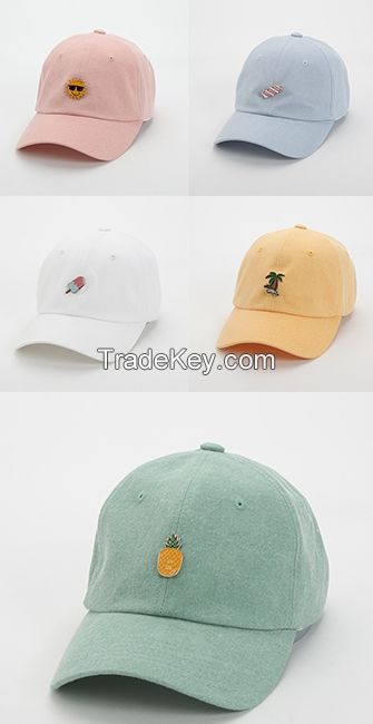 FLAT FITTY - BALL CAPS SUMMER SERIES with SANP LINK