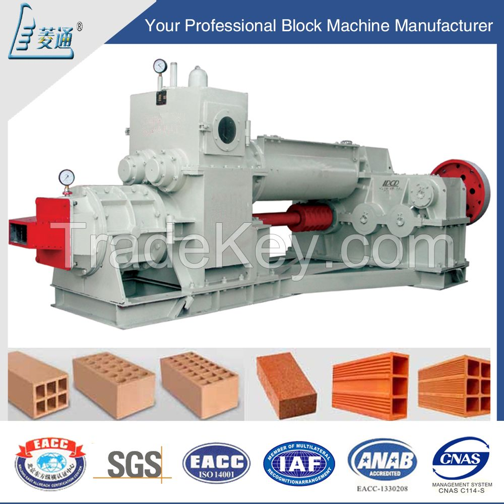 Low Cost Fully Automatic Earth Interlocking Clay Brick Block ...