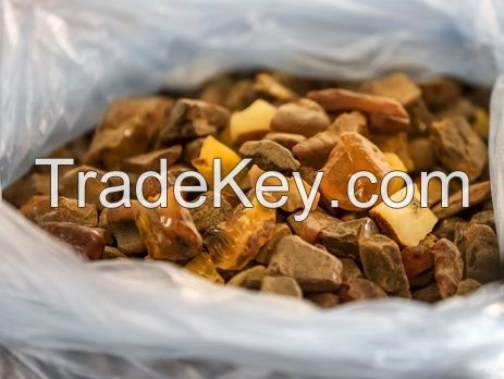 High quality amber from Ukraine