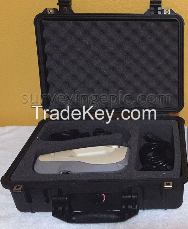 EVA 3D Handheld Scanner set used