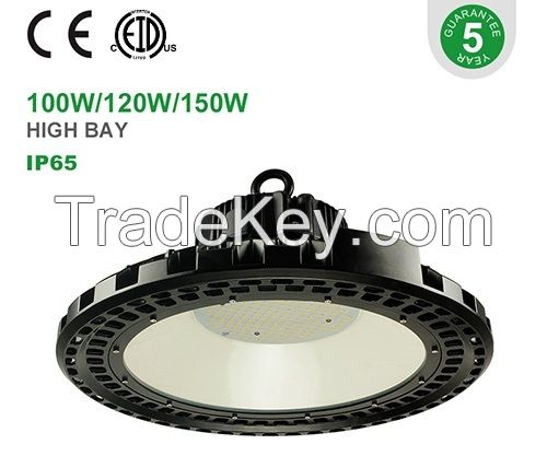 100-150W LED UFO highbay light DP Series