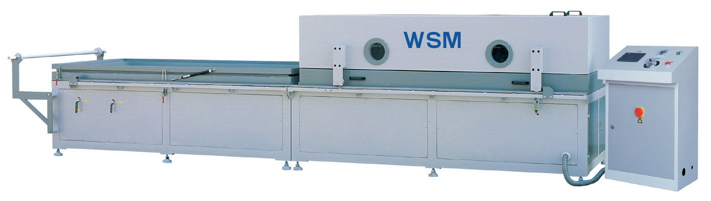 All membrane plates are injected compressed air or high-pressured water, which squeeze the membrane plate to dewater