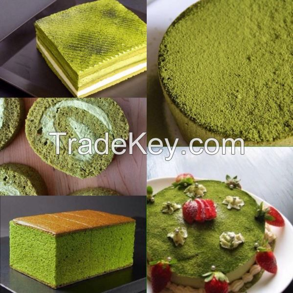 Matcha Green Tea Powder from Uji Kyoto Japan