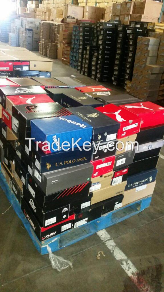Mixed Brand Tennis Shoes
