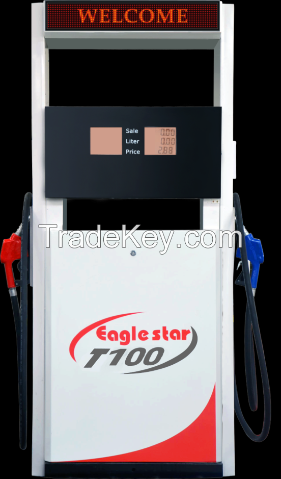 Fuel Dispenser - EG1 Series,1,2 hose,50 l/min flow rate