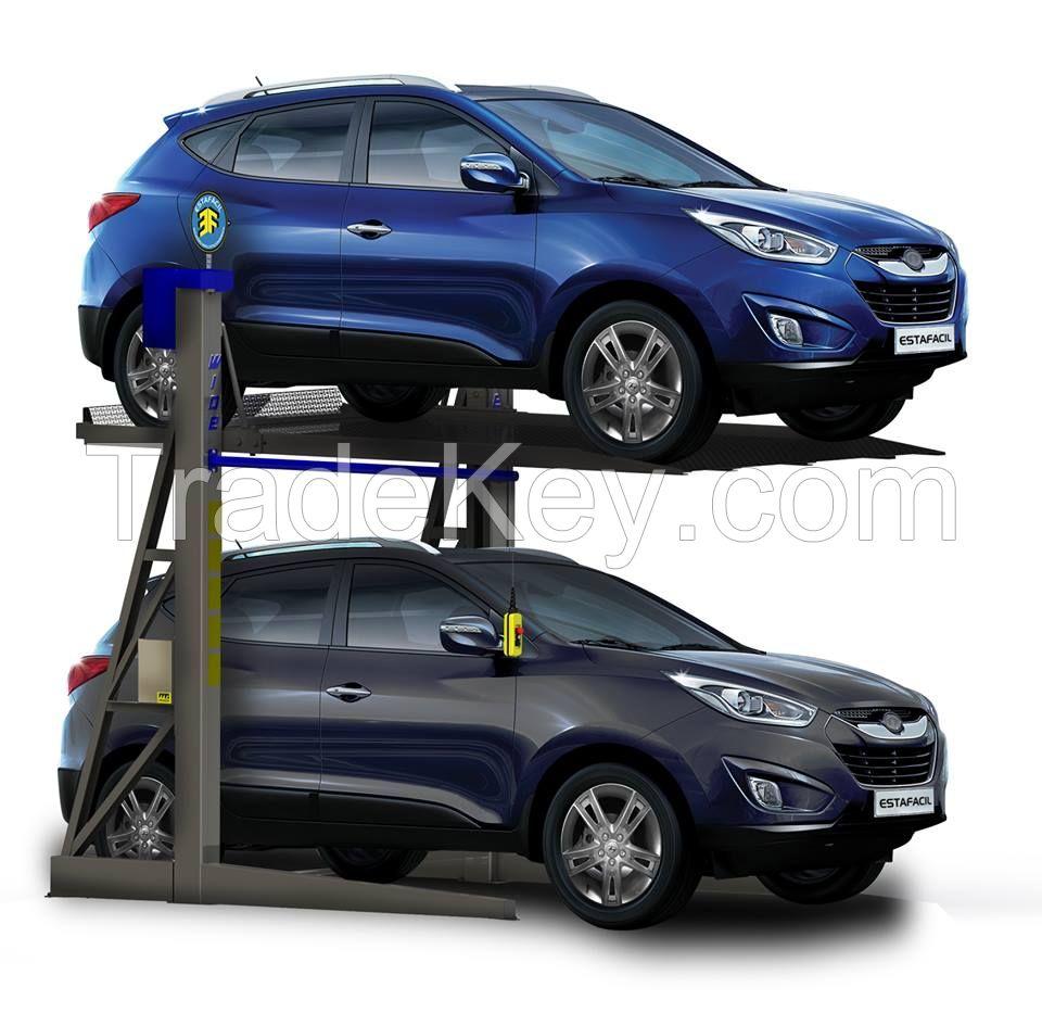 Car Elevator Parking System