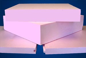 Thermal Insulation Xps Extruded Polystyrene Foam Board By