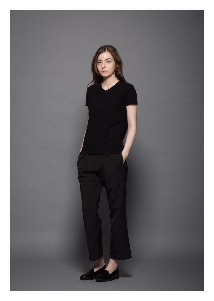 Women casual short-sleeves