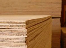 Pine Plywood WBP