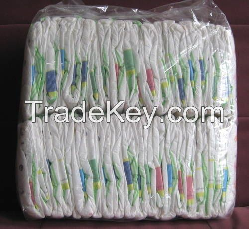 Quality Disposable Baby Diapers