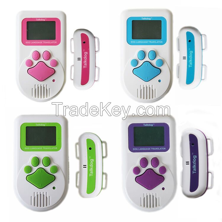 smart dog toys dog language translator