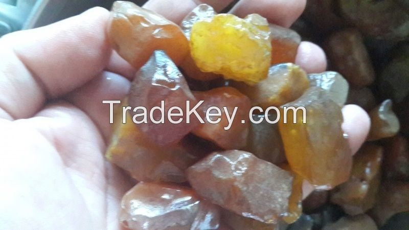 Raw Amber from Ukraine